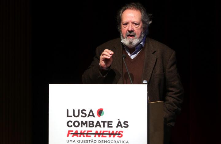 José Pacheco Pereira intervém na abertura da Conferência