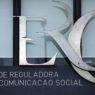 Simbolo da Entidade Reguladora para a Comunicação Social (ERC) da sede em Lisboa, 7 de fevereiro de 2012. MIGUEL A. LOPES/LUSA