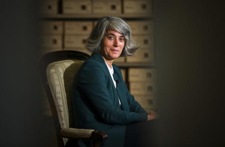 A ministra da Cultura, Graça Fonseca, quer resolver