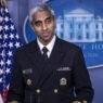 epa09346956 US Surgeon General Vivek Murthy responds to a question from the news media during the daily press briefing at the White House in Washington, DC, USA, 15 July 2021. The Surgeon General called for a national effort to fight misinformation about COVID-19 and vaccines.  EPA/SHAWN THEW